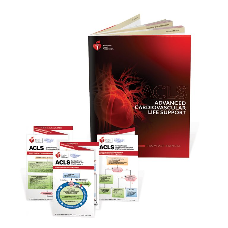 ACLS BOOK